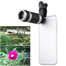 Universal 8X Zoom HD Optical Camera Lens Telescope for iPhone 6 6 Plus Samsung