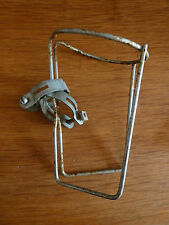 VINTAGE RACING BIKE BIDON / BOTTLE CAGE 1960S / 70S SUIT BIANCHI LEGNANO PEUGEOT