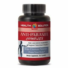 Detox Your Body - ANTI-PARASITE COMPLEX - Candida 1B
