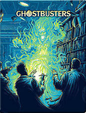 "Ghostbusters (Blu-ray+Digital Hd) Limited Edition ""Pop Art"" Steelbook, Brand New"