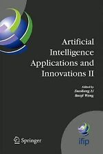 Artificial Intelligence Applications and Innovat, , Very Good