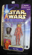 Star Wars 2003 AYY VIDA Outlander Nightclub Patron Fig. #2 MOC
