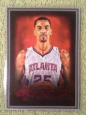 2015-16 Panini Court Kings THABO SEFOLOSHA Red Parallel #d/99 Atlanta Hawks