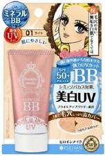 Kiss Me Heroine Make Up protect UV mineral BB cream 01 Light 30g brightup powder