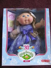 CABBAGE PATCH KIDS 30TH ANNIVERSARY CHARLOTTE LEILA 2013 NEW IN BOX