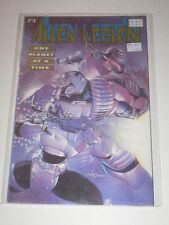 Alien Legion One Planet At A Time Book #1 Marvel Epic TPB '93 Dixon Nguyen Hanna