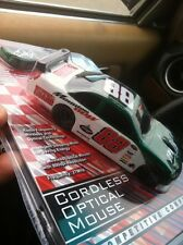 Cordless Wireless Optical Mouse-  #88 Nascar MT.DEW RACE CAR! New! CHEAP!! LOOK!