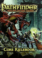 Pathfinder RPG Core Rulebook PZO1110 New 3.5 ed Paizo 2009 Roleplaying Hardcover