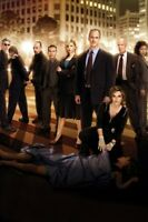 Law And Order Svu Movie Poster #01 Cast 24x36""