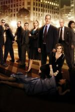 """Law And Order Svu Movie Poster #01 Cast 24x36"""""""