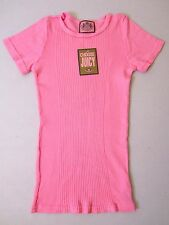 Juicy Couture Cotton Top in Pink Size Petite