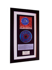 THE CURE Wish CLASSIC CD Album GALLERY QUALITY FRAMED+EXPRESS GLOBAL SHIPPING