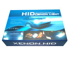 XENON AC HID CONVERSION KIT D2S  6000K 300% more light on the road  uk seller