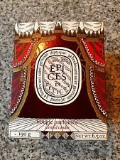 Diptyque Holiday 2016 Epices Et Delicies Candle 6.5 oz/190 g (New in Box&Sealed)