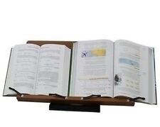 Wooden Book Easel Wood Music Stand Antique Bible Reading Vintage Church Podium