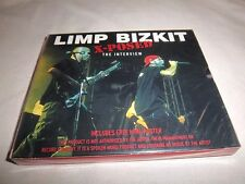 LIMP BIZKIT-X-POSED (EXPOSED) THE INTERVIEW WITH POSTER UK NEW SEALED CD