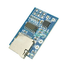 2PCS GPD2846A TF Card MP3 Decoder Board 2W Amplifier Module for Arduino MF