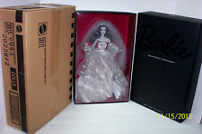 HAUNTED BEAUTY ZOMBIE BRIDE BARBIE DOLL 2015 by Mattel-New in Sealed Shipper Box