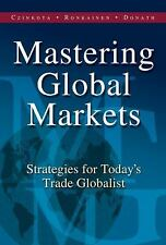 Mastering Global Markets: Strategies For Today's Trade Globalist