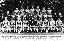 CHELSEA FOOTBALL TEAM PHOTO 1981-82 SEASON