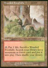 *MRM* ENG Contreforts boisés - Wooded Foothills Signed by rob NM MTG Onslaught