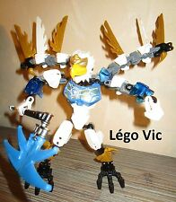 Lego 70201 Legends of Chima Chi Eris complet de 2013
