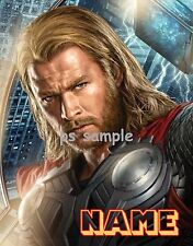 THOR Fridge Magnet - Personalized for free