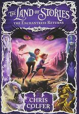 The Land of Stories: The Enchantress Returns by Chris Colfer [Hardcover] NEW