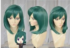 D.Gray-man Linali Lee Anime Costume Cosplay Wig +Track Number+Wig CAP