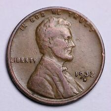 1932-D Lincoln Wheat Cent Penny LOWEST PRICES ON THE BAY!  FREE SHIPPING!