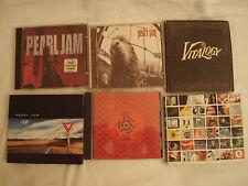 Pearl Jam 6 CD set