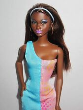 So In Style Kara Barbie Doll African American Black S.I.S. Doll Dress for OOAK