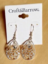 Earrings Fashionable Fashion Jewelery Girls Croft And Barrow