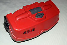 +++ Nintendo Virtual Boy System Console Only VUE-001 SERVICED + TESTED +++