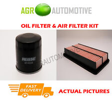 DIESEL SERVICE KIT OIL AIR FILTER FOR MAZDA 626 2.0 101 BHP 1997-02