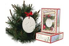 Child to Cherish Non Toxic Plaster Handprint Christmas Ornament Kit - 159661