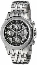 Bulova Accutron Men's 63B170 Accu Swiss Kirkwood Chronograph Dress Watch