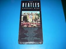Beatles Sgt. Pepper CD LONG BOX Original packaging - NO CD INCLUDED