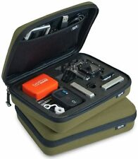 GOPRO SP STORAGE CASE OLIVE FOR HERO HD 1 2 3 3+ 4 CAMERAS & ACCESSORIES TRAVEL