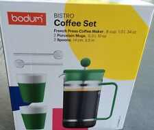 Brand New Bodum Bistro Coffee Set 8 cup