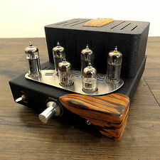 Music Angel MENG MINI P1 6P1 6BQ5 Push-Pull Valve Integrated Tube Amplifier ITBK