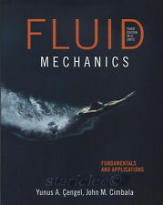 NEW 3 Days to AUS Fluid Mechanics 3E Yunus A. Cengel John M. Cimbala 3rd Edition