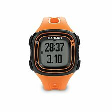 Garmin Forerunner 10 GPS Fitness Sport Watch - Orange/Black 010-01039-15