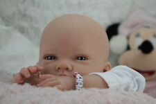 BEAUTIFUL REBORN CELIA ~ BALD BABY ~ LITTLE GIRL ~ FULL LIMBS ~ ABC DOLL