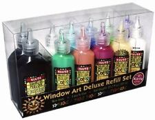 Window Art Set (2002, Mixed Media / Book, Other, Deluxe)