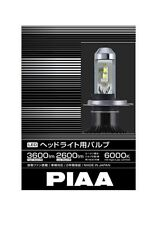 PIAA LEH102 LED Bulbs for Headlight H8 H9 H11 H16 3700lm 6000K MADE IN JAPAN