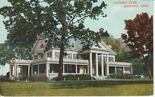 Early 1900's The Country Club in Memphis, TN Tennessee PC