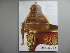 19 Century Furniture & Decorative Arts. Sotheby's, New York, 29 October, 2014