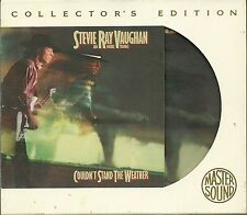 Vaughan, Stevie Ray Couldn't Stand The Weather Mastersound Gold CD SBM mit Slipc