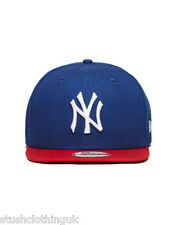 NEW Era 9fifty Mlb New York Yankees Cotone Blocco CAPPELLINO BLU (necap002)